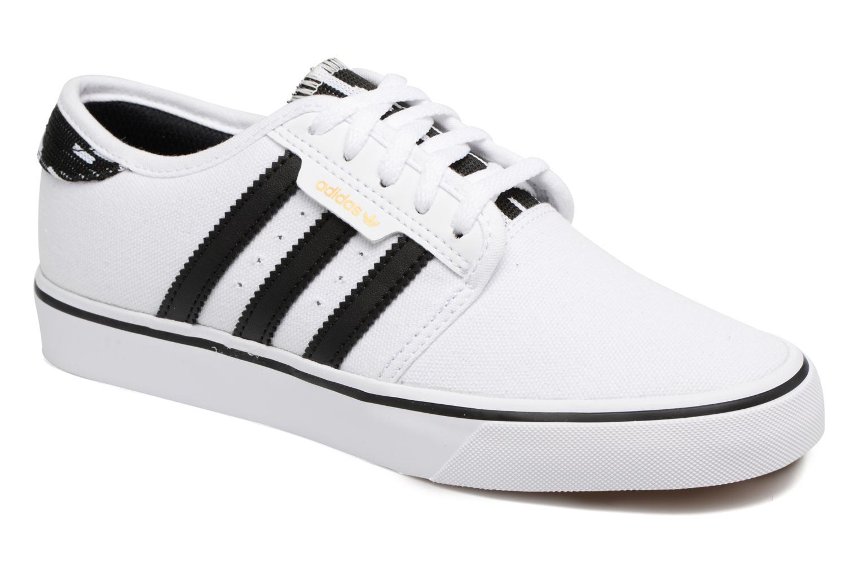 Adidas Originals Seeley J (blanco) formadores Chez Sarenza (322613)