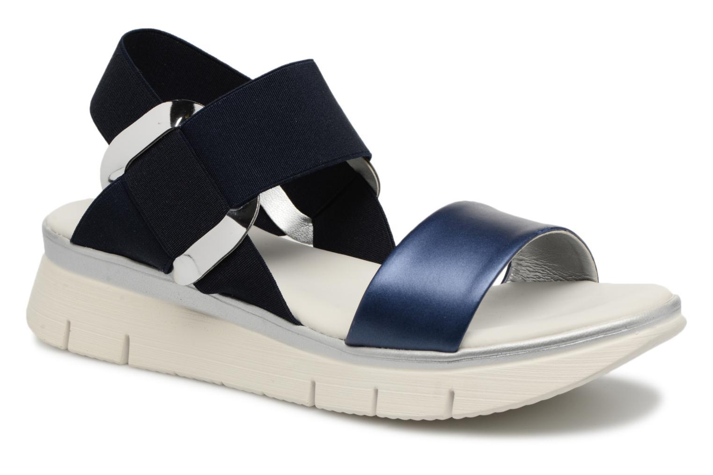 Fonzie - Sandales Pour Femmes / Bleu Le Flexx 522rn