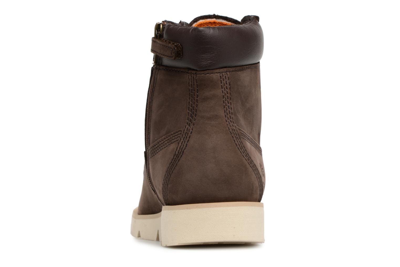 """Stiefeletten & Boots Timberland Radford 6"""" Boot Kids braun ansicht von rechts"""