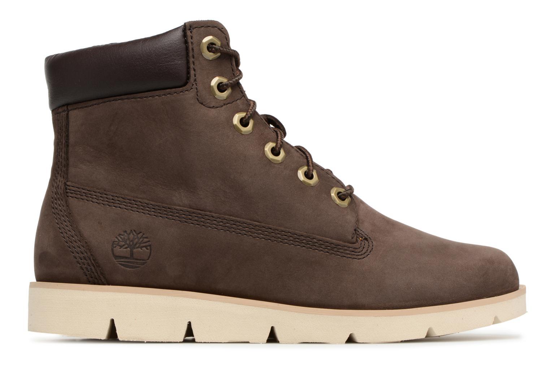 """Stiefeletten & Boots Timberland Radford 6"""" Boot Kids braun ansicht von hinten"""