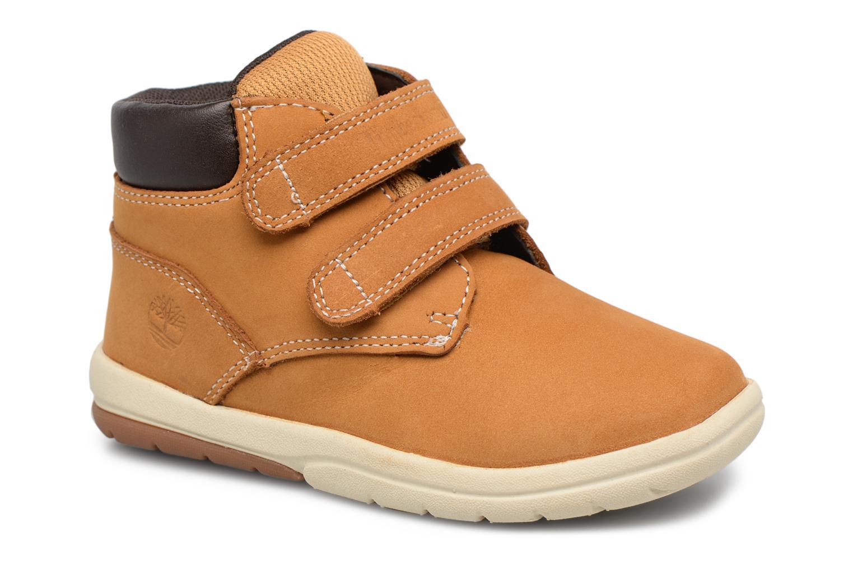 Boots en enkellaarsjes Timberland Toddle Tracks H&L Boot Bruin detail