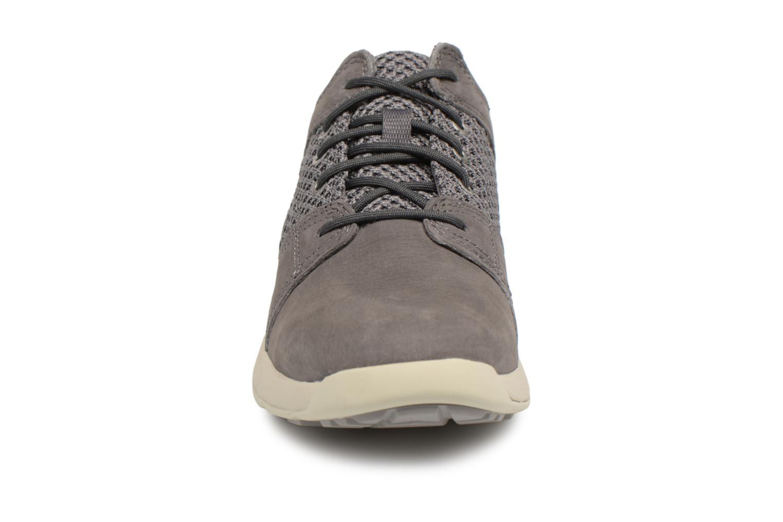 Sneaker Timberland FlyRoam L/F Oxford grau schuhe getragen