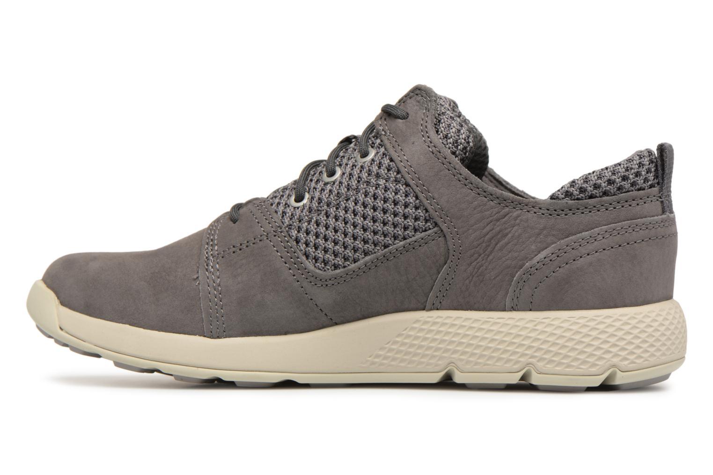 Sneaker Timberland FlyRoam L/F Oxford grau ansicht von vorne