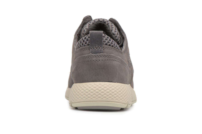Sneaker Timberland FlyRoam L/F Oxford grau ansicht von rechts
