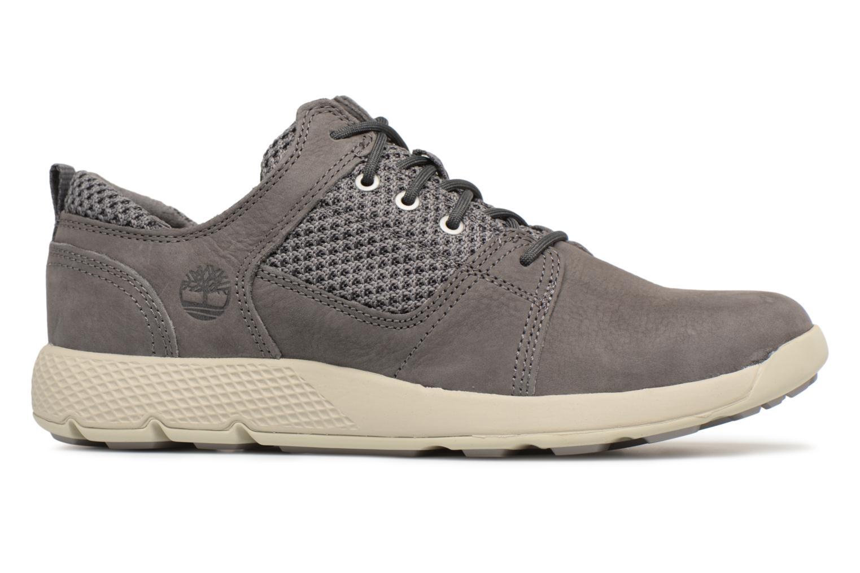 Sneaker Timberland FlyRoam L/F Oxford grau ansicht von hinten