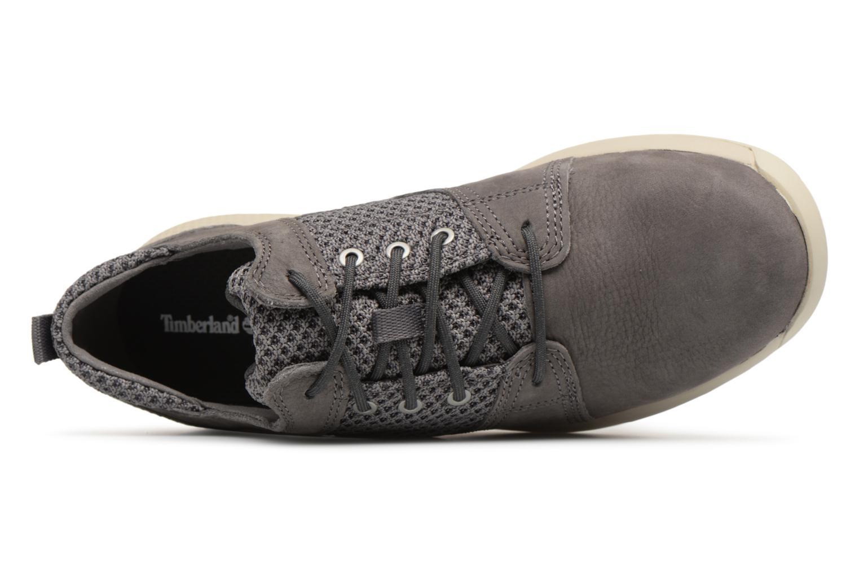 Sneaker Timberland FlyRoam L/F Oxford grau ansicht von links