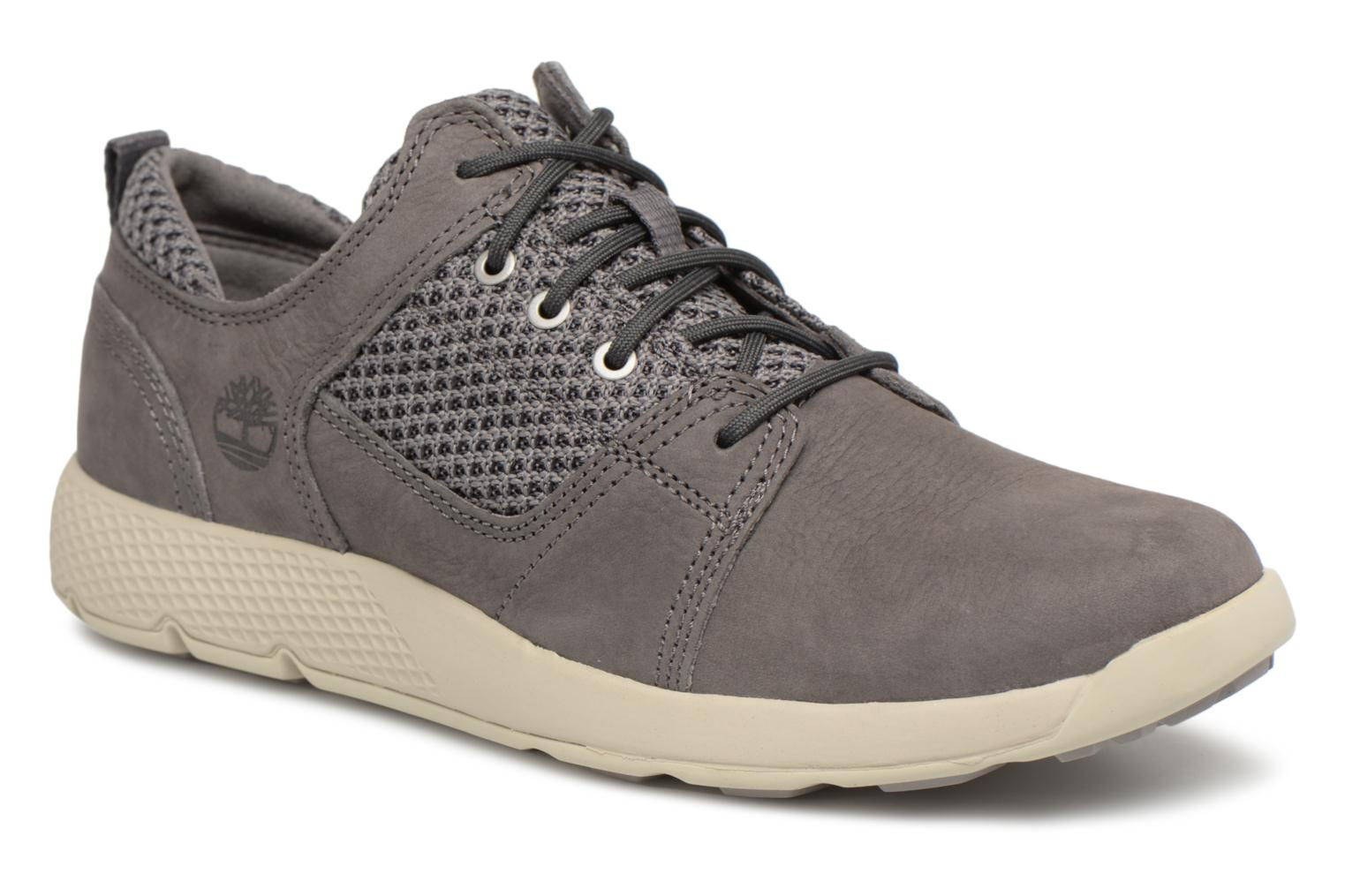 Baskets Timberland FlyRoam L/F Oxford Gris vue détail/paire