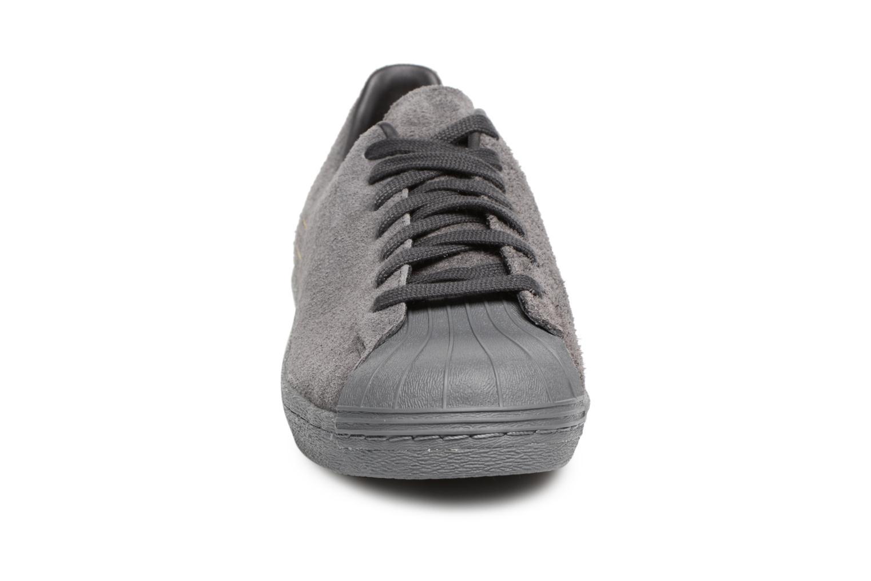 Sneakers Adidas Originals SUPERSTAR 80s CLEAN Grijs model