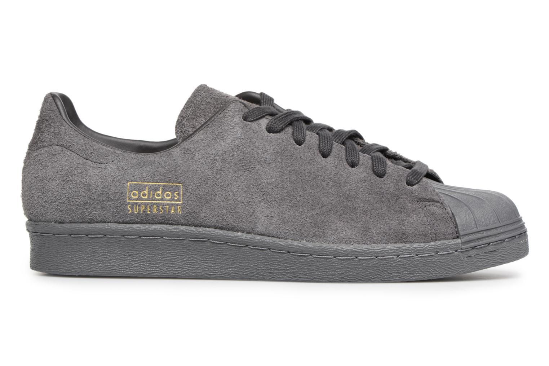 Sneakers Adidas Originals SUPERSTAR 80s CLEAN Grijs achterkant