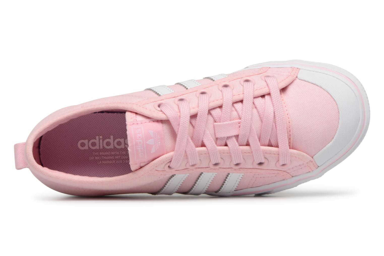 Zapatos promocionales Adidas Originals NIZZA W (Rosa) - Deportivas   Cómodo y bien parecido