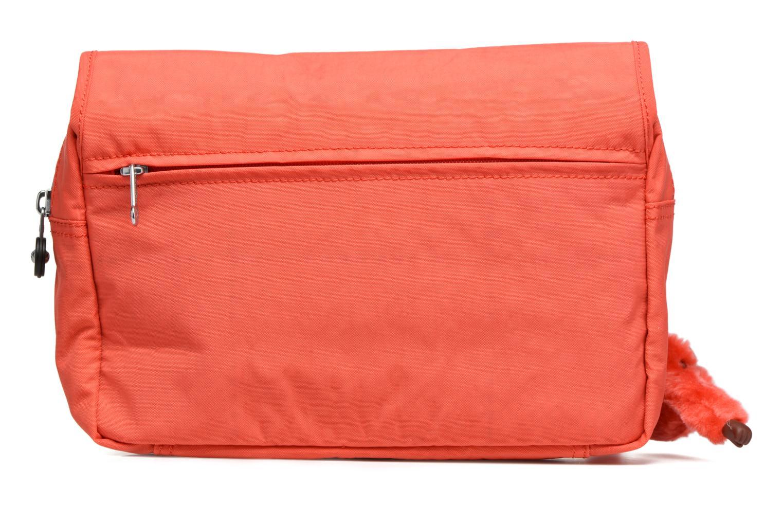 Reisegepäck kipling DOLORES orange ansicht von vorne
