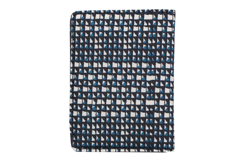 Kleine lederwaren kipling PASS PORT Blauw voorkant