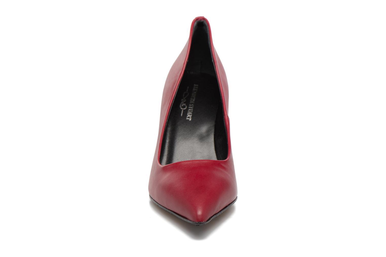 Escarpins Elizabeth Stuart BRIGA 304 Rouge vue portées chaussures