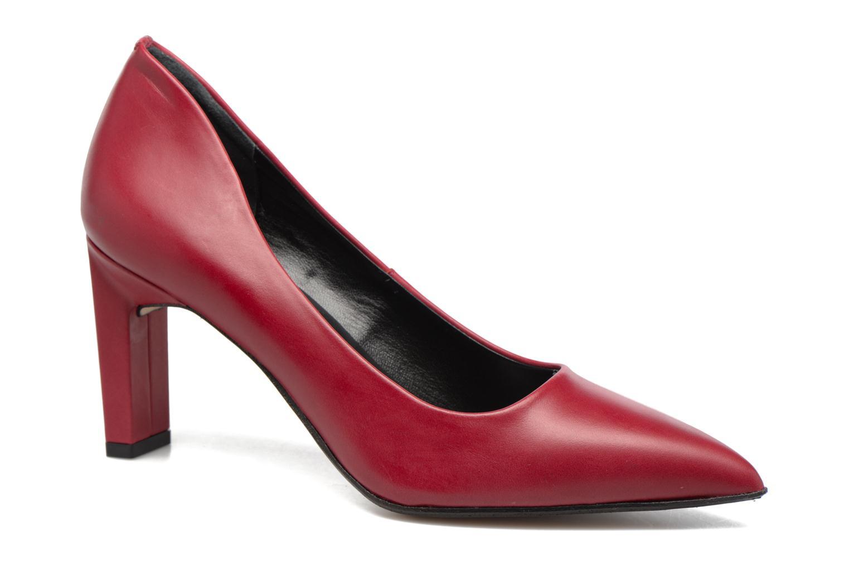 Escarpins Elizabeth Stuart BRIGA 304 Rouge vue détail/paire