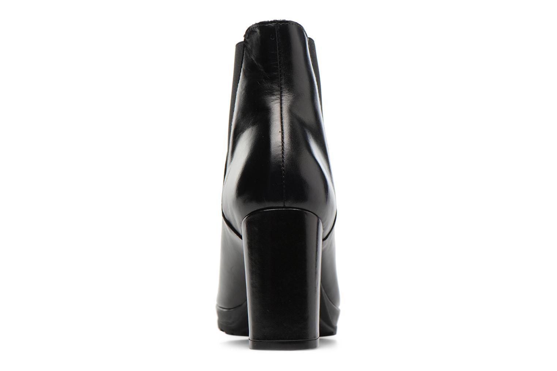 Bottines et boots Elizabeth Stuart SYNTONY 304 Noir vue droite