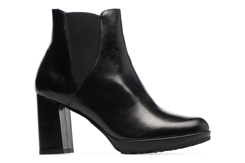 Bottines et boots Elizabeth Stuart SYNTONY 304 Noir vue derrière