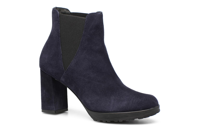 Bottines et boots Elizabeth Stuart SYNTONY 334 Bleu vue détail/paire