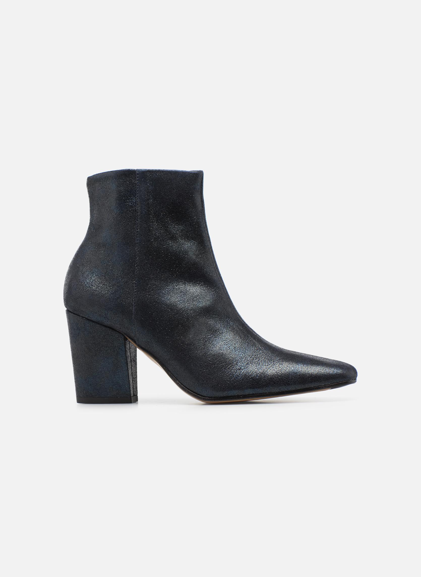Bottines et boots Elizabeth Stuart TEMPO 325 Bleu vue derrière