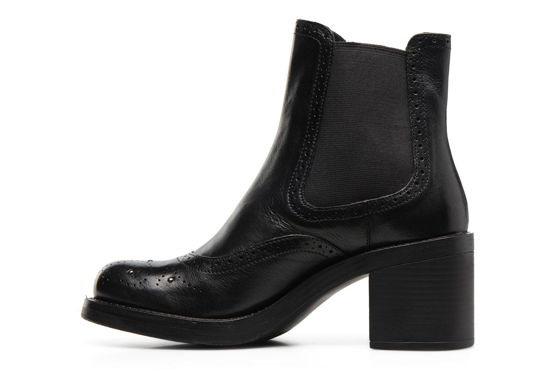 Bottines et boots Elizabeth Stuart XATY 333 Noir vue face