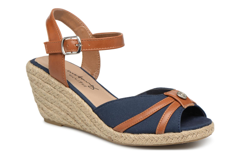 0225d474609 Mustang shoes Saoa (Bleu) - Sandales et nu-pieds chez Sarenza (322857)  GH8HUA1Z - yves-picci.fr