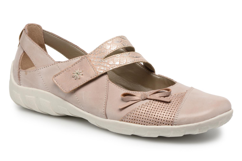 Grandes descuentos últimos zapatos Remonte Rae R3428 (Beige) - Bailarinas Descuento