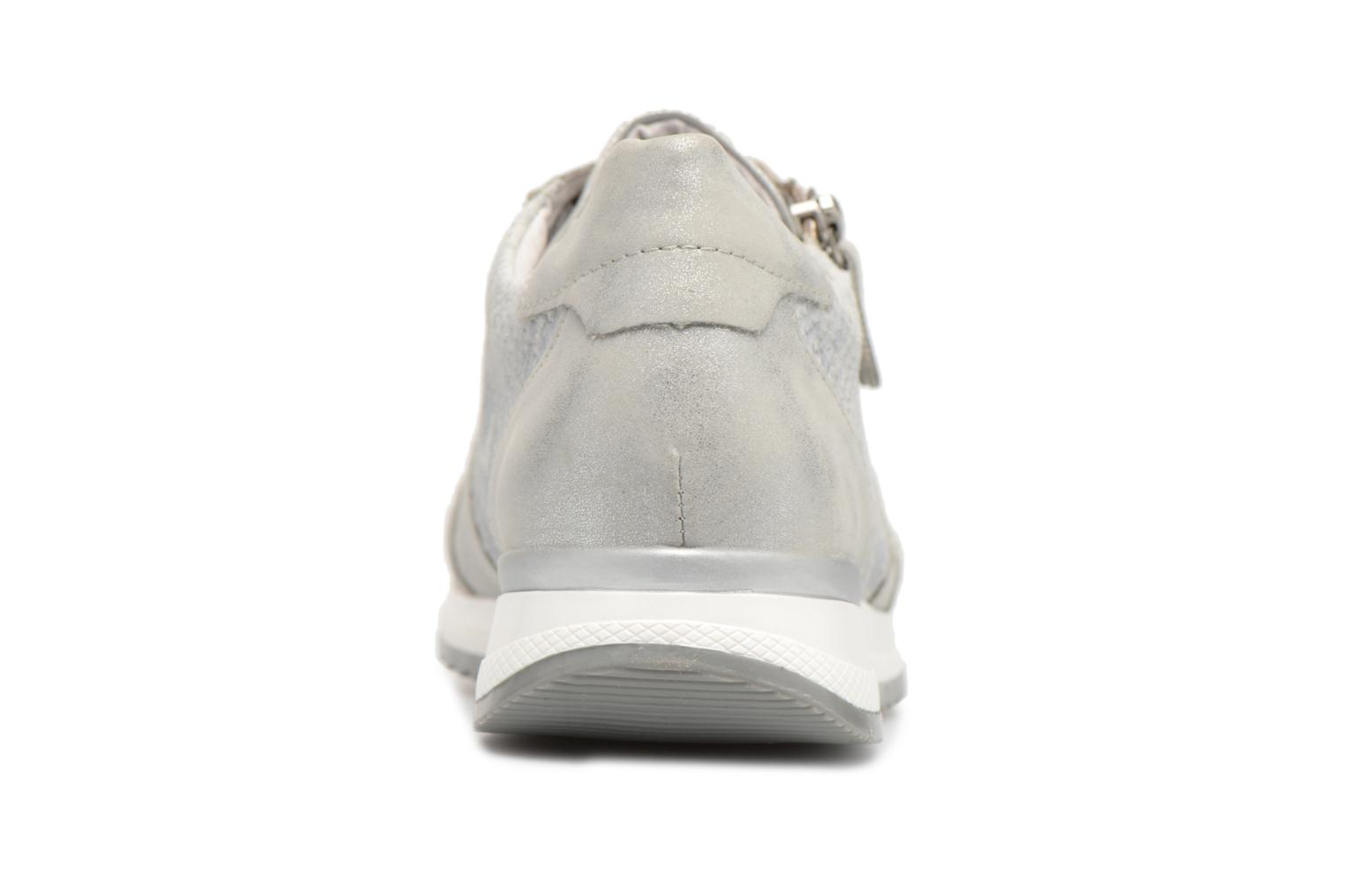 Trainers Remonte Aldora R7010 Grey view from the right