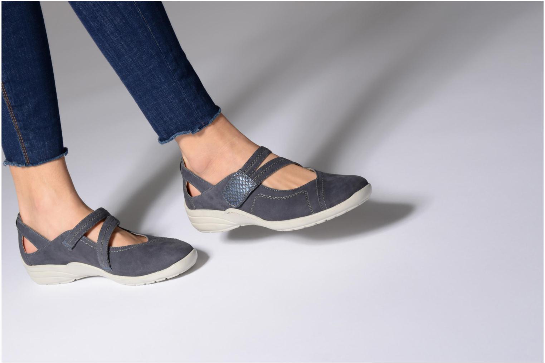 Grandes descuentos últimos zapatos Remonte Haesel R7615 (Azul) - Bailarinas Descuento