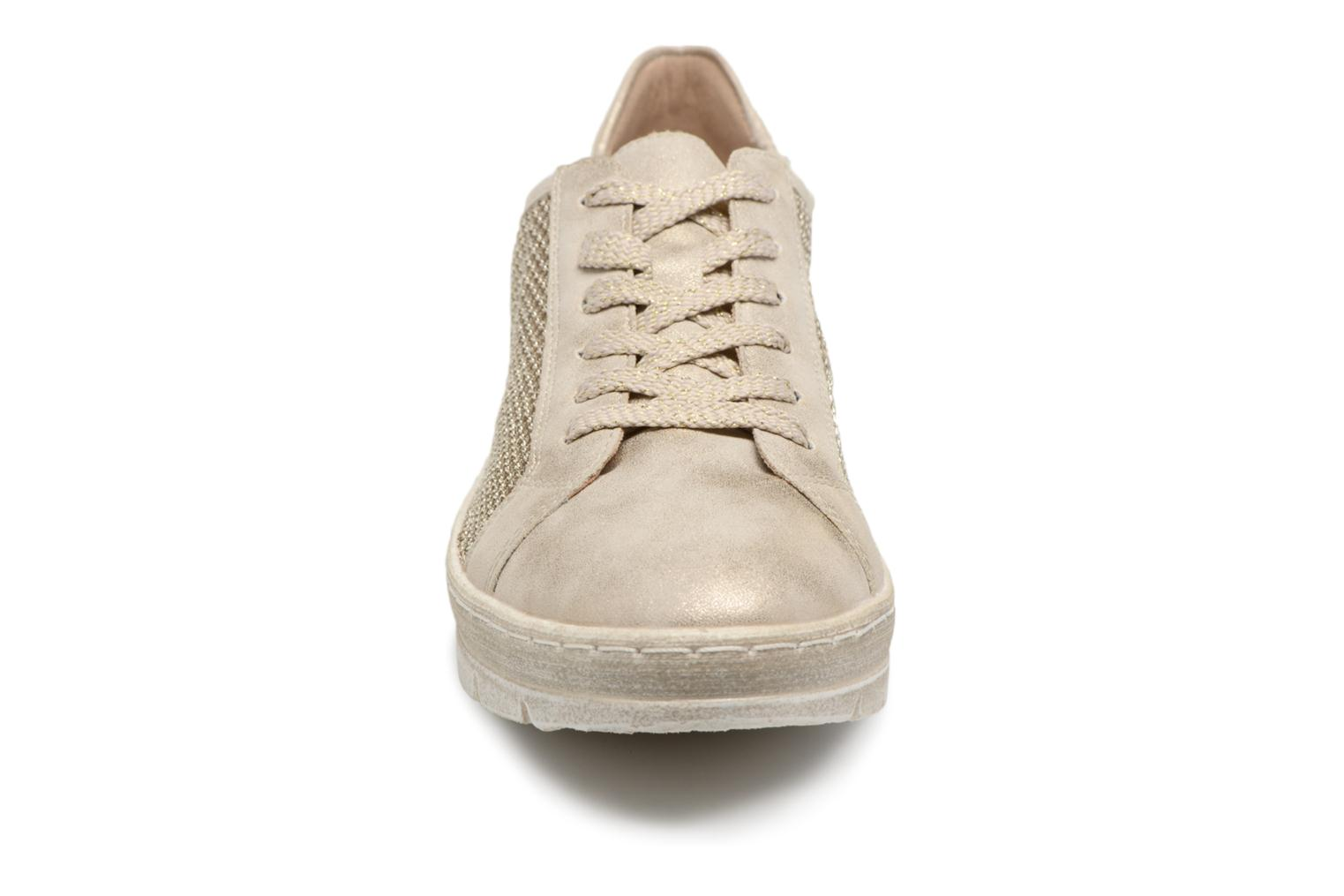 Trainers Remonte Fae D5804 Bronze and Gold model view