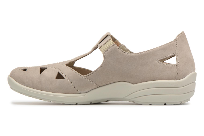 Zapatos promocionales Remonte Cameo R7616 (Beige) - Bailarinas   Venta de liquidación de temporada