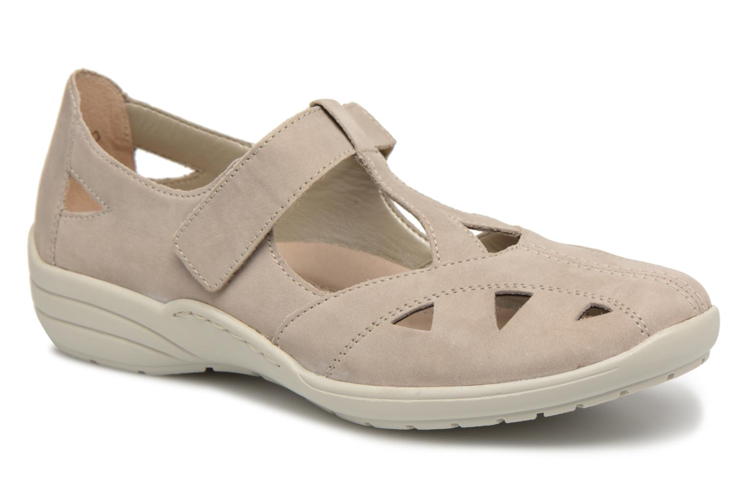 Ballet pumps Remonte Cameo R7616 Beige detailed view/ Pair view