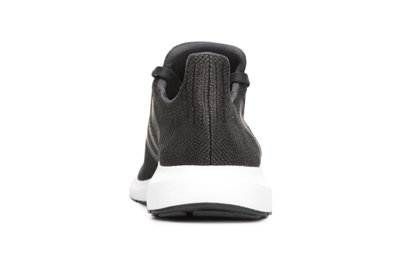 Sneakers Adidas Originals Swift Run Zwart rechts