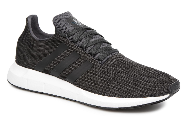 Grandes Run descuentos últimos zapatos Adidas Originals Swift Run Grandes (Negro) - Deportivas Descuento c15ba5