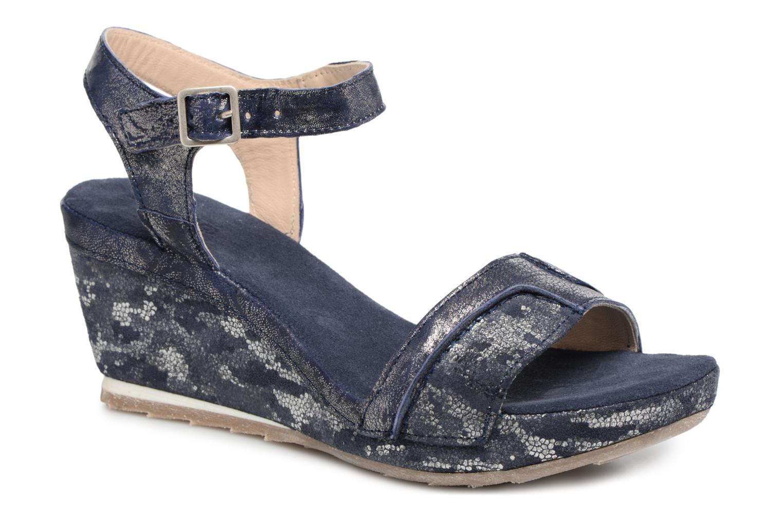 Zapatos promocionales Khrio Sarija parker prussia blue (Azul) - Sandalias   Zapatos casuales salvajes