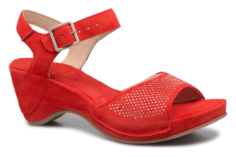 Zapatos promocionales Khrio Sigaco saio coralo (Rojo) - Sandalias   Los últimos zapatos de descuento para hombres y mujeres