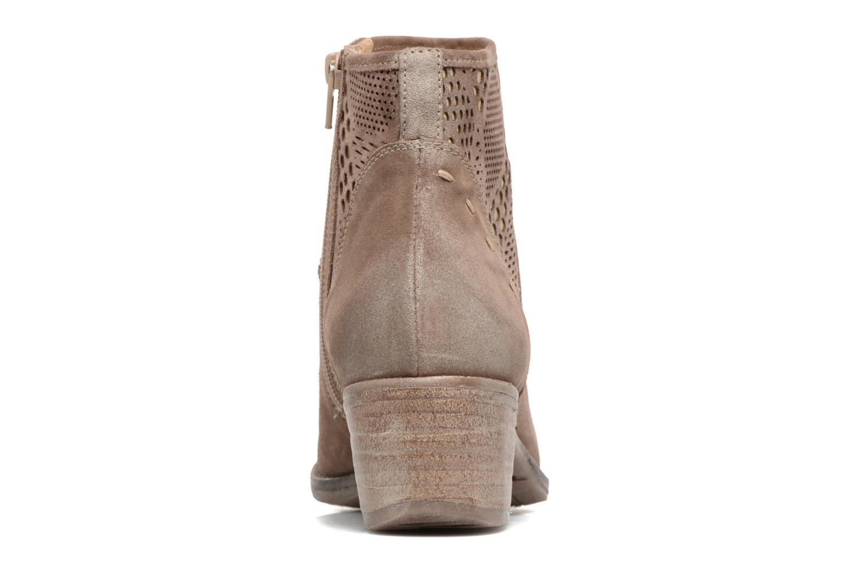 Bottines et boots Khrio Caloda / saio ebano Marron vue droite