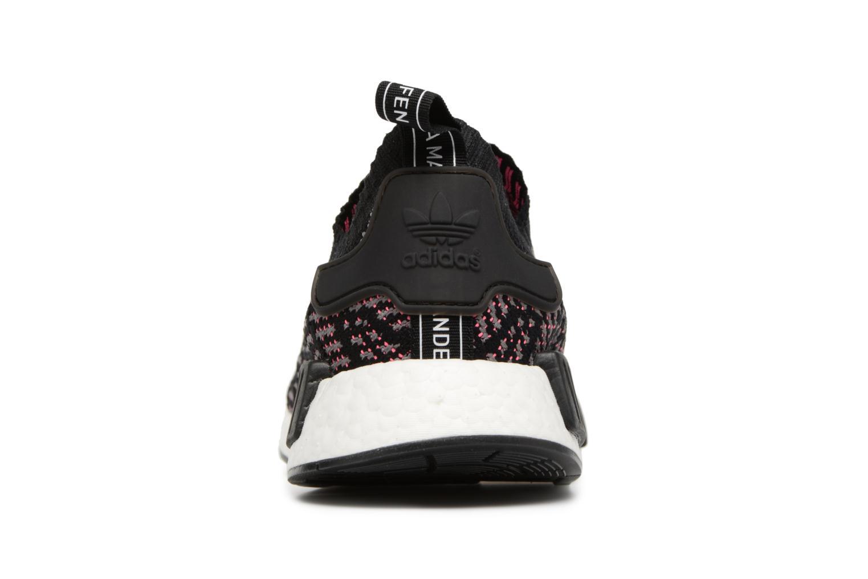 Baskets Adidas Originals Nmd_R1 Stlt Pk Noir vue droite