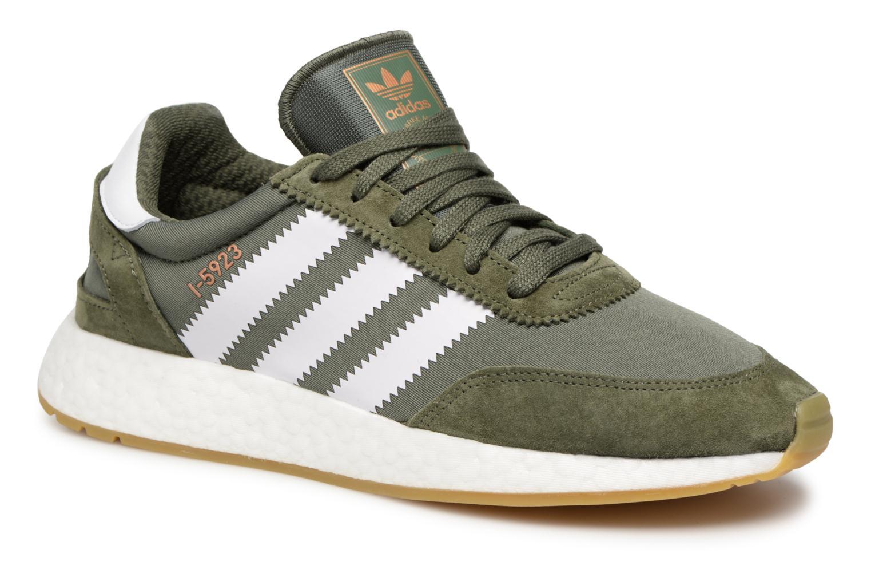 Adidas Originals I-5923 M (Vert) - Baskets chez Sarenza (323154)