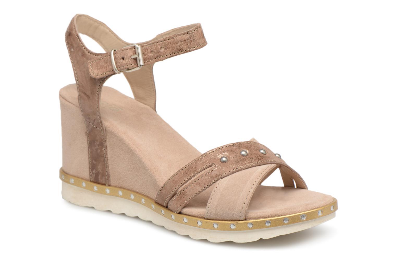 Grandes descuentos últimos zapatos Khrio Corona (Marrón) - Sandalias Descuento