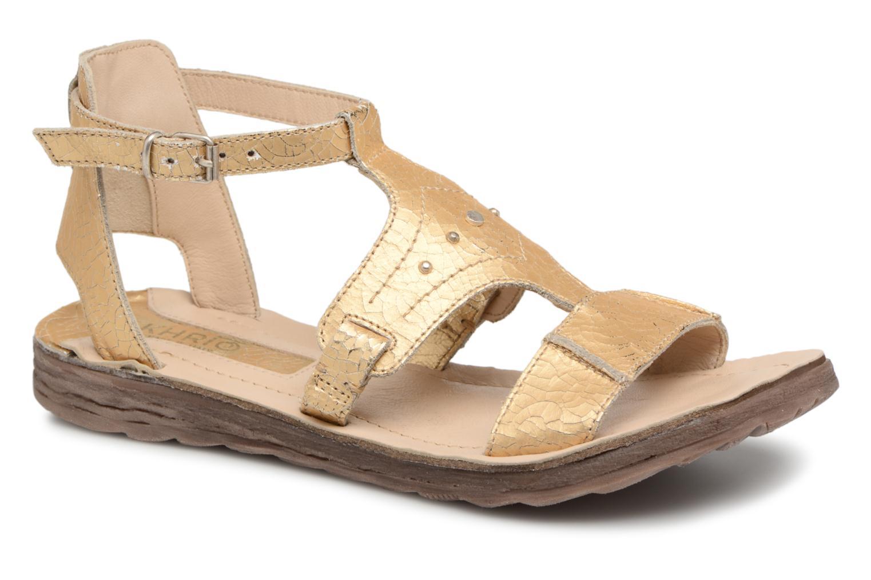 Inferna - Sandales Pour Les Femmes / Or Et De Bronze Khrio t12us