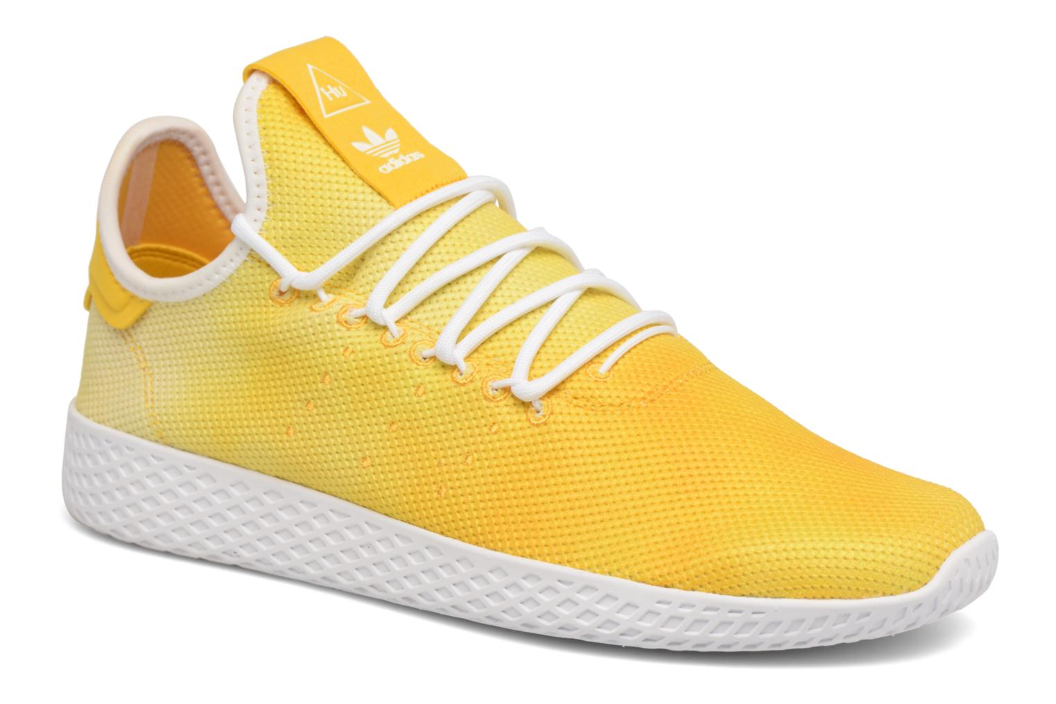 Marques Chaussure homme Adidas Originals homme Pharrell Williams Hu Holi Tennis Hu Ftwbla/Ftwbla/Ftwbla