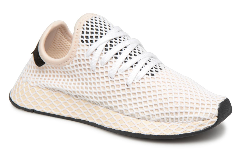 Grandes descuentos últimos zapatos Adidas Originals Deerupt Runner W (Beige) - Deportivas Descuento