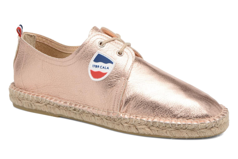 Grandes descuentos últimos zapatos 1789 CALA Riviera Leather Metal (Oro y bronce) - Alpargatas Descuento