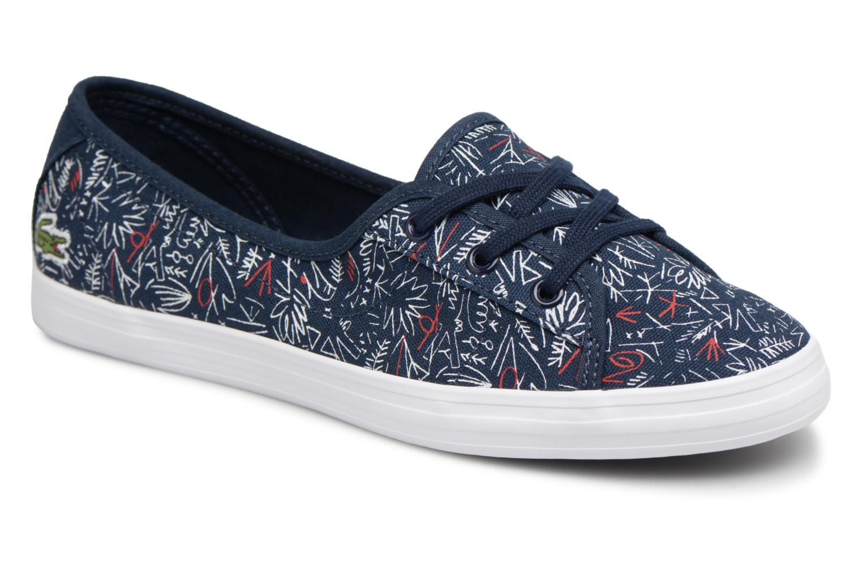Zapatos promocionales Lacoste ZIANE CHUNKY 218 1 (Azul) - Deportivas   Zapatos de mujer baratos zapatos de mujer
