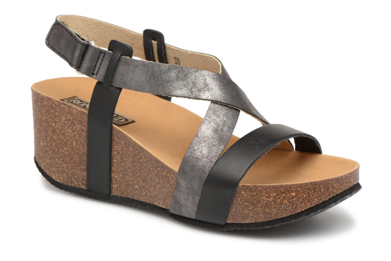 Zapatos promocionales Rondinaud Blandin (Negro) - Sandalias   Cómodo y bien parecido