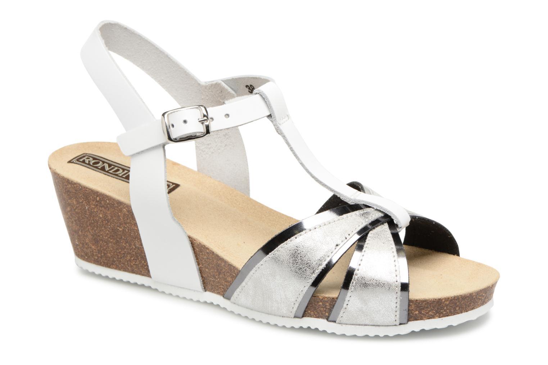 Zapatos promocionales Rondinaud Valira (Blanco) - Sandalias   Zapatos casuales salvajes