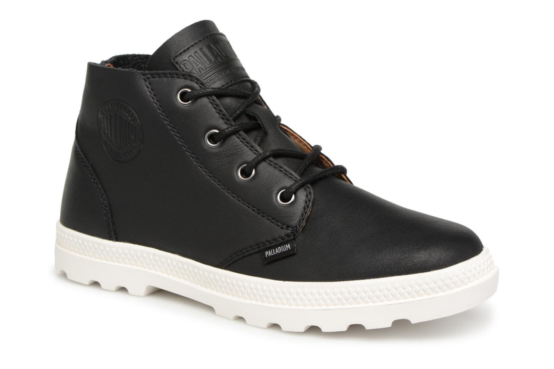 Grandes descuentos últimos zapatos Palladium Pampa Free Cvsw (Negro) - Deportivas Descuento