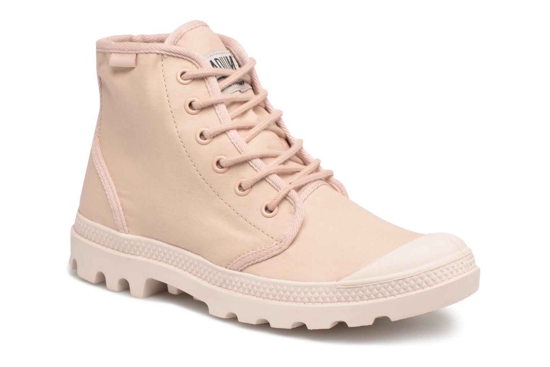 Marques Chaussure femme Palladium femme Pampa HI O TC U Rose Dust/Whisper Pink