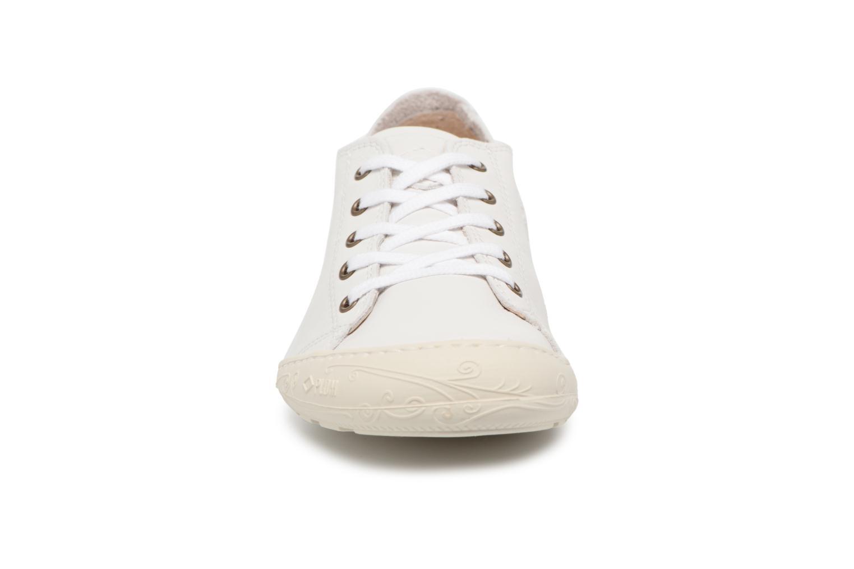 Baskets P-L-D-M By Palladium Game Vit Blanc vue portées chaussures