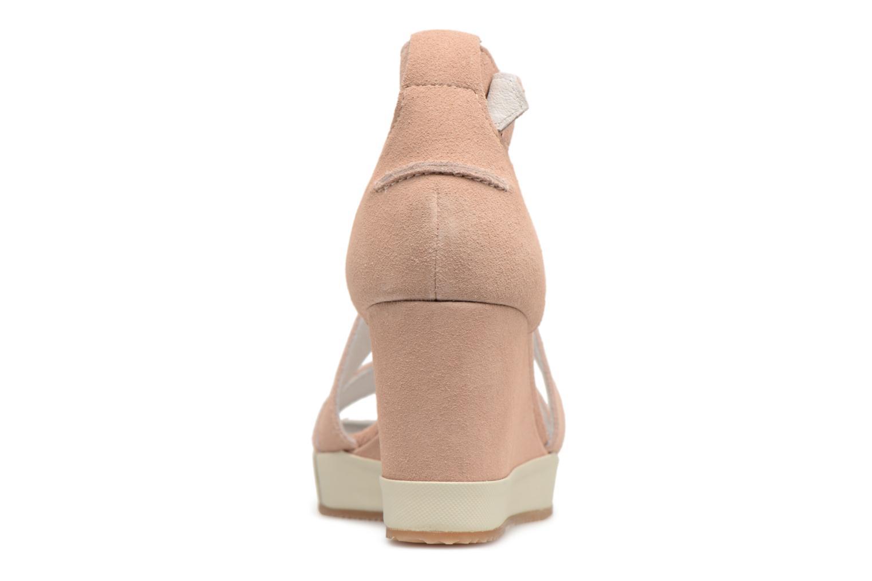 Grandes descuentos últimos zapatos P-L-D-M By Palladium Wellton mix (Rosa) - Sandalias Descuento