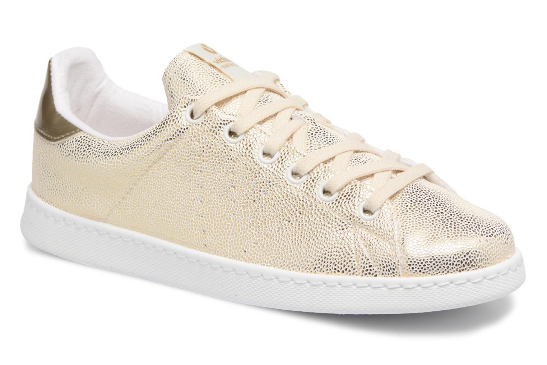 Zapatos promocionales Victoria Deportivo Tejido Fantasia (Oro y bronce) - Deportivas   Venta de liquidación de temporada
